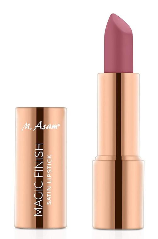 M. Asam® Magic Finish Satin Lipstick - Rosewood