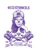 Electrum ECO STENCIL Stencil Printer Ink - 4oz.