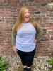 Electrum Supply Baseball t-shirt 3/4 Sleeve   - New 2021
