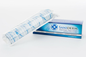 Saniderm 10.2 IN X 8 YD ROLL
