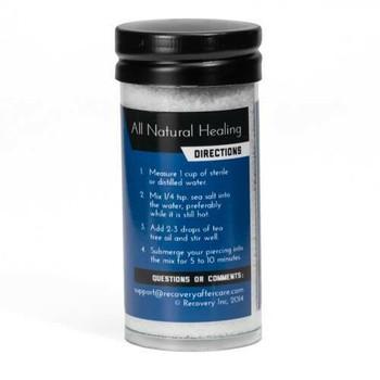 Recovery Aftercare Sea Salt - Sea Salt From the Dead Sea