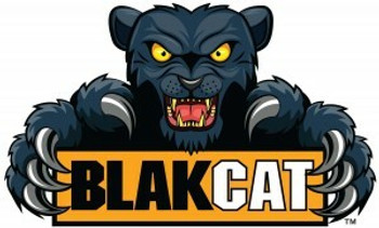 Black Cat Super Durable Dental Bibs - Black Case of 500