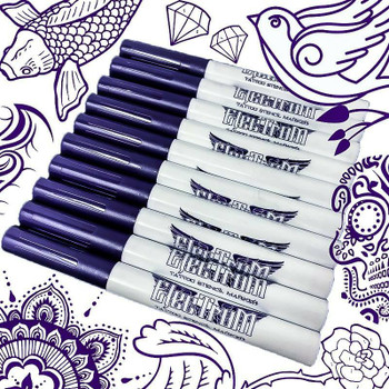 Electrum Tattoo Stencil Marker - Per 1 - BUY MORE AND SAVE!