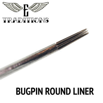 Electrum Traditions Needle - Bugpin Round Liners Super Tight