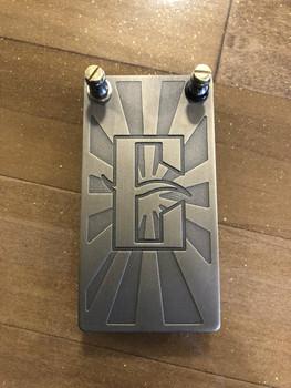 Electrum Brass Foot Pedal