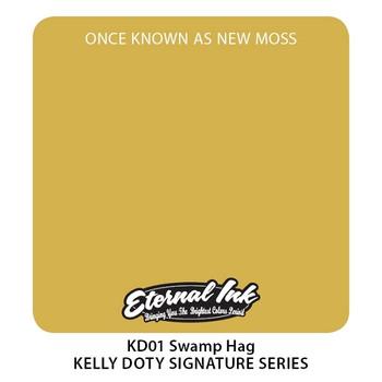 KELLY DOTY SWAMP HAG - ETERNAL
