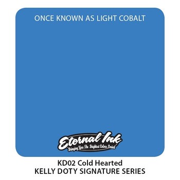 KELLY DOTY COLD HEARTED - ETERNAL