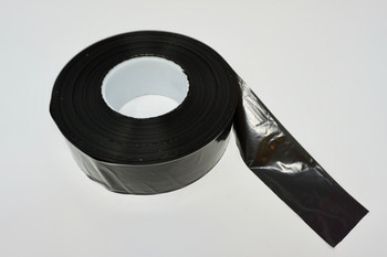"Electrum Black Clip Cord Sleeve Roll (2""x1200')"