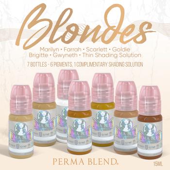 BLONDE KIT - PERMA BLEND