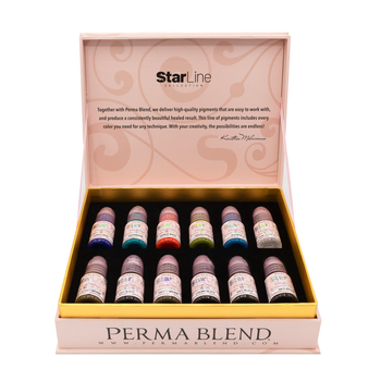 STARLINE COLLECTION BY KRISTINA MELNICENCO - PERMA BLEND