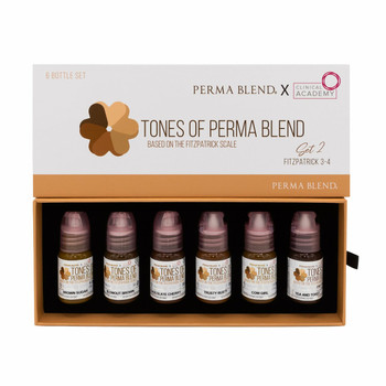 TONES OF PERMA BLEND - FITZPATRICK 3-4 SET 2 - PERMA BLEND