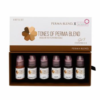 TONES OF PERMA BLEND - FITZPATRICK 5-6 SET 3 - PERMA BLEND
