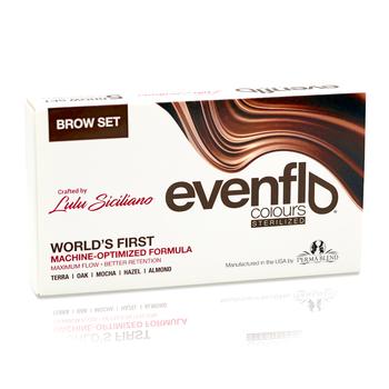 EVENFLO BROW SET - PERMA BLEND