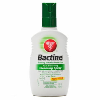 Bactine Pain Relieving Cleansing Spray - 5oz