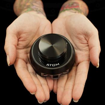 Critical ATOM Power Supply - Silver - Tattoo Power Supply