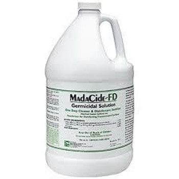 Madacide-FD - Hospital Grade Disinfectant - 1 Gallon