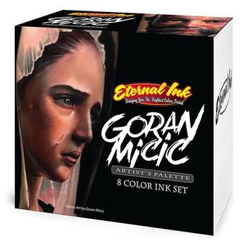 Goran Micic Artist's Palette - ETERNAL