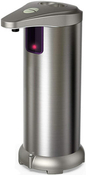 Stainless Steel Touchless Soap/Lotion/Liquid Dispenser