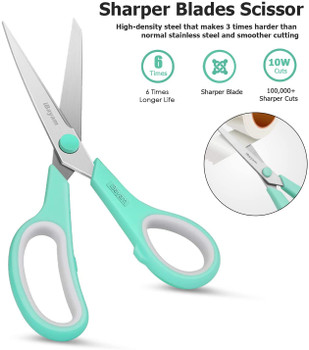 "SCISSORS 8"" RIGHT OR LEFT HANDED"