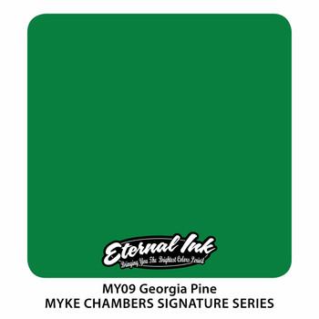 MYKE CHAMBERS GEORGIA PINE- ETERNAL