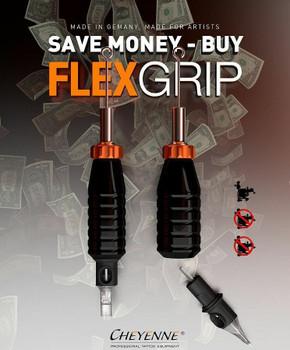 Cheyenne Adjustable Flex Grip 22mm