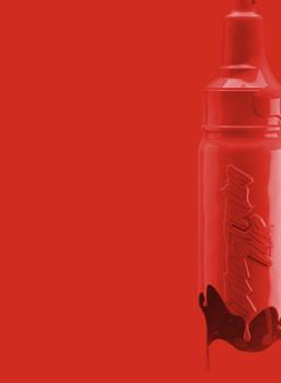 Electrum Ink - Rage Red