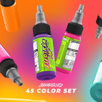 Electrum Ink - 45 Color Starter Set