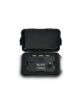 Musotoku Tattoo Power Supply — Hard Case, Protect, Travel