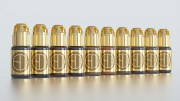 BROW DADDY GOLD COLLECTION - PERMA BLEND- 10  1/2 OZ BOTTLES