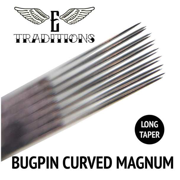 Electrum Traditions Needle - Bugpin Curved Magnum