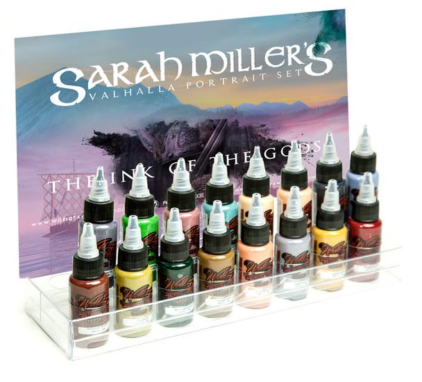 WORLD FAMOUS SARAH MILLER VALHALLA PORTRAIT SET