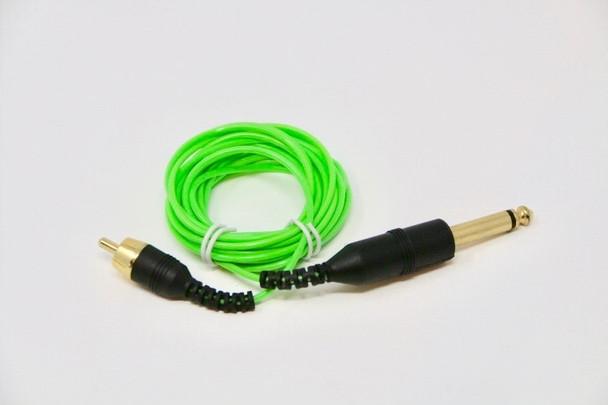 Electrum BUDGET Straight RCA 12g Green/Gold 8'