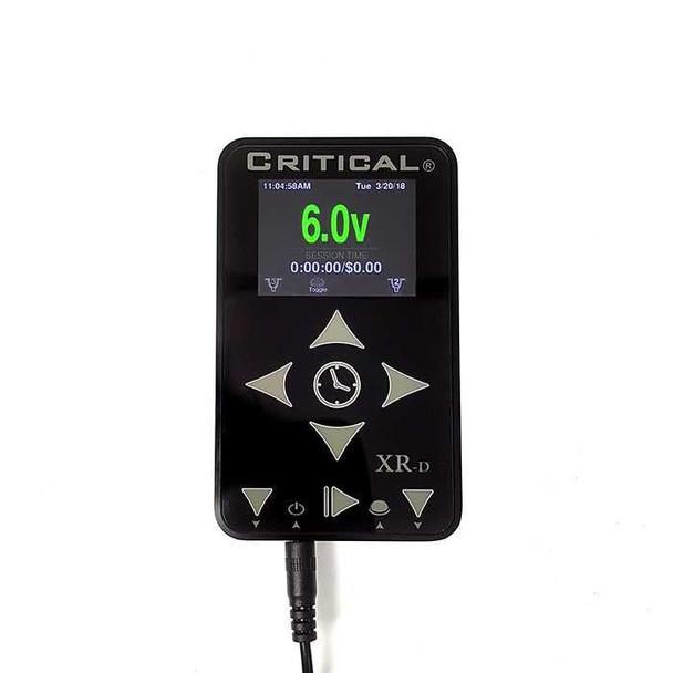 Critical Tattoo® XR-D Power Supply