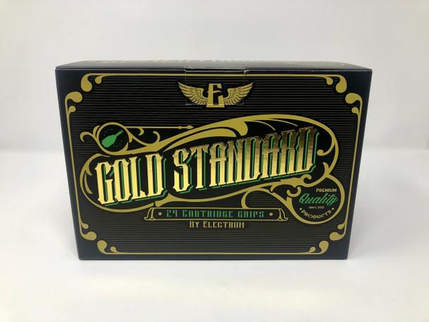 "Electrum Gold Standard Ergo Foam Disposable Cartridge Grips 1.5"" - Box of 24"