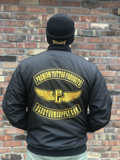 Electrum Supply Bomber Jacket