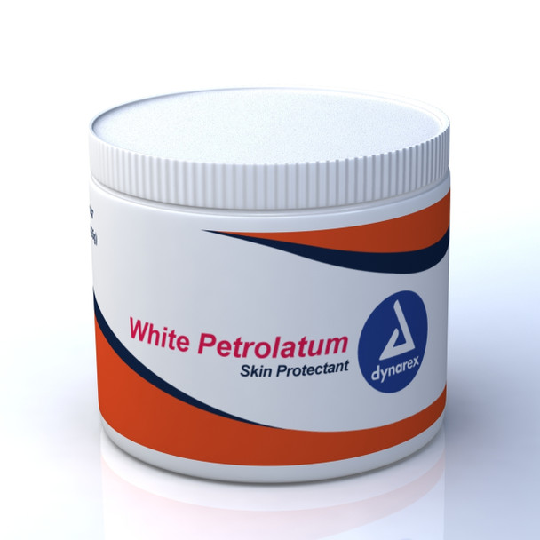 White Petroleum Petrolatum 15oz Jar