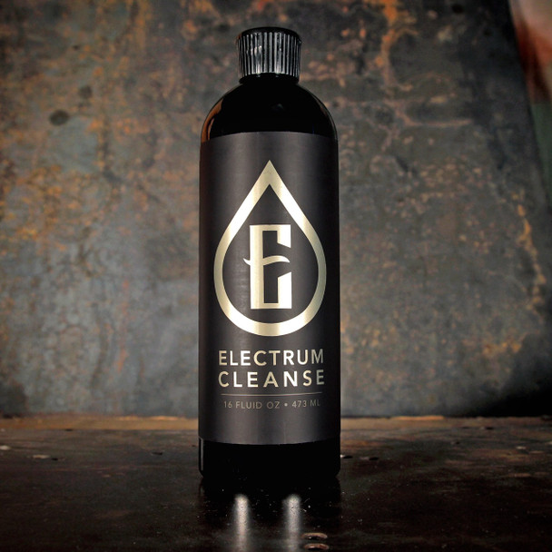 Electrum Cleanse Tattoo Cleanser & Rinse Solution