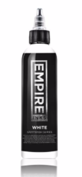 Empire Ink - White