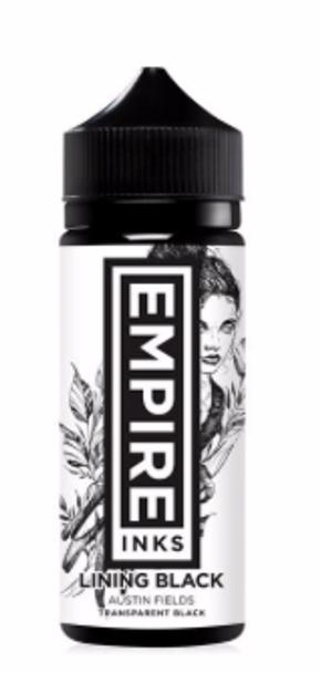Empire Ink - Austin Lining Black