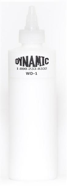 Dynamic White Tattoo Ink - 8oz. Bottle