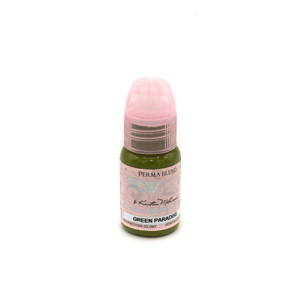 STARLINE COLLECTION - GREEN PARADISE - PERMA BLEND