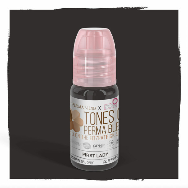 FIRST LADY - TONES OF PERMA BLEND
