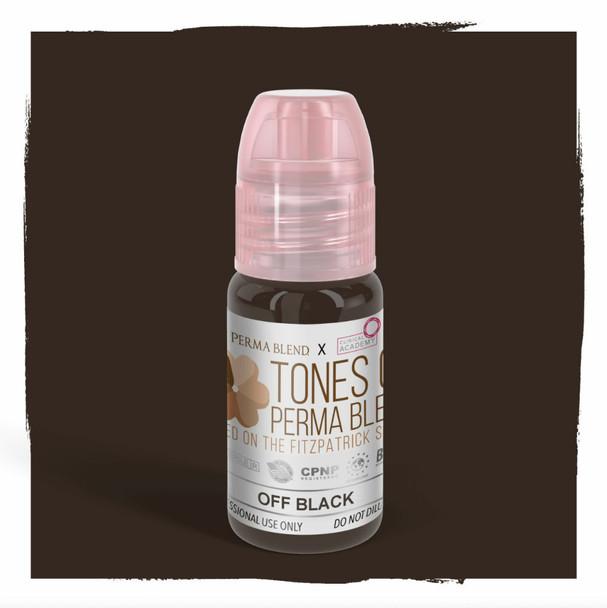 OFF BLACK - TONES OF PERMA BLEND