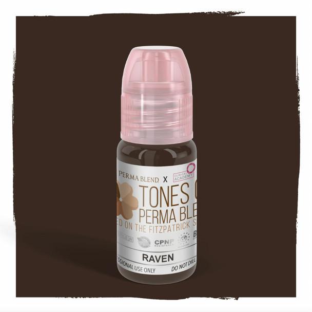 RAVEN - TONES OF PERMA BLEND
