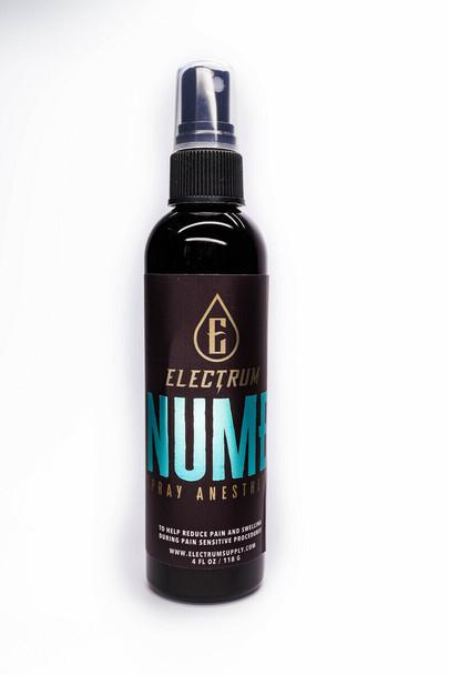 Electrum NUMB Anesthetic Spray - 4 oz.