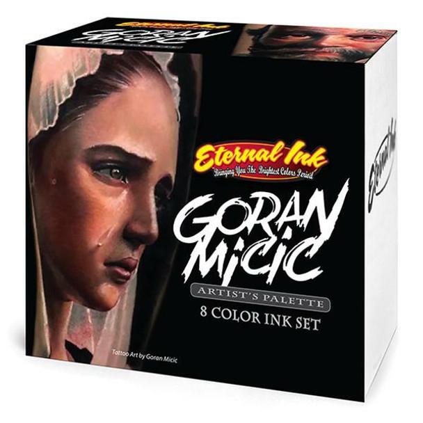 Goran Micic Artist's Palette Set - ETERNAL