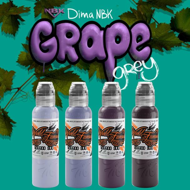 DIMA NBK GRAPE GREY SET