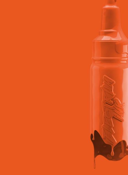 Electrum Ink - Fox Orange