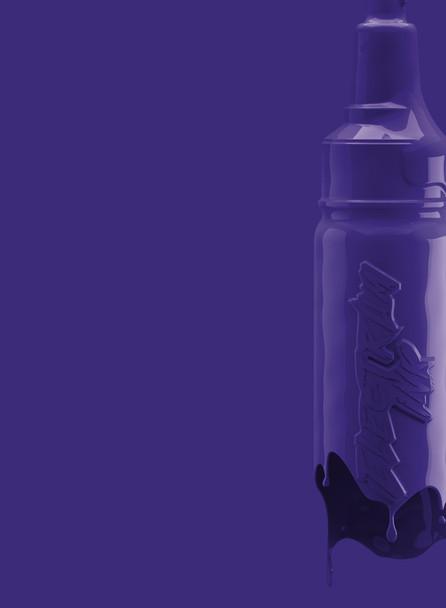 Electrum Ink - Space Purple