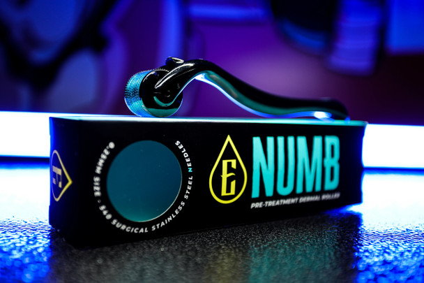 Electrum NUMB Pre-Treatment Dermal Roller - .25MM